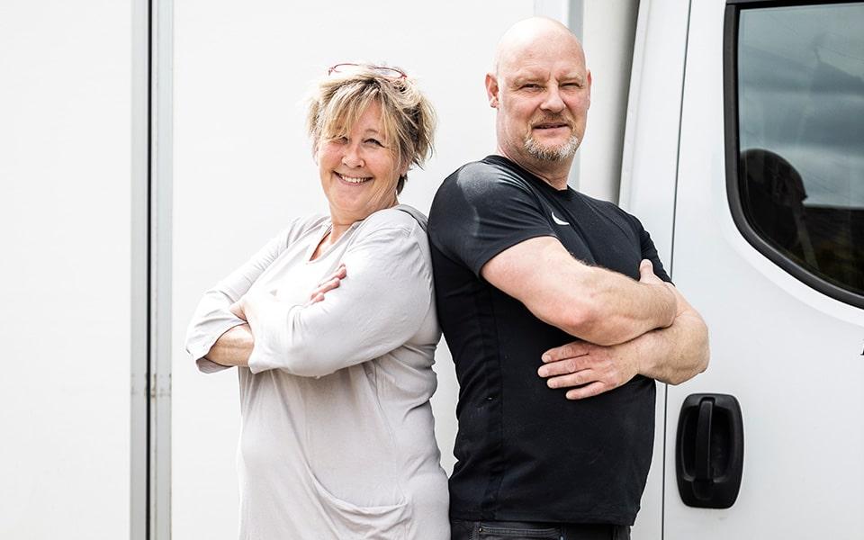 Hovedstadens Dødsbo Og Konkurs, Michael og Ann